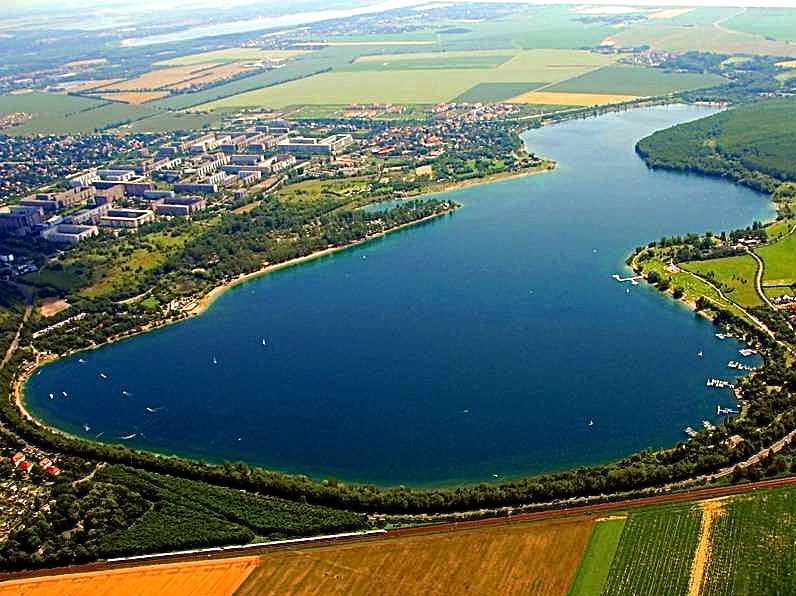 Urlaub Leipzig See